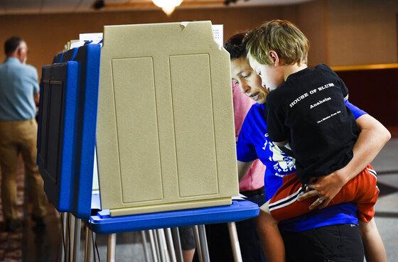 Primary Election Montana