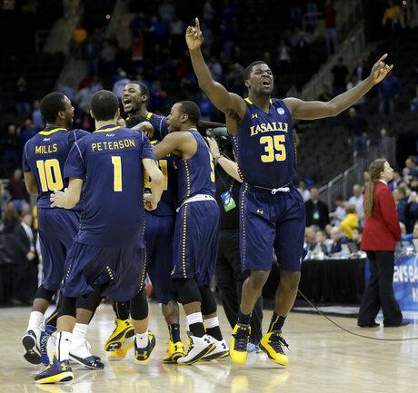 NCAA Mississippi La Salle Basketball