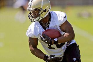 New Orleans Saints rookie mini-camp