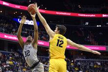 Marquette Georgetown Basketball