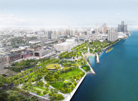Wilson Foundation Waterfront Parks