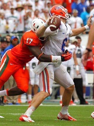 Florida Miami Football