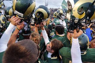 New Mexico Bowl Football