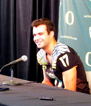 Oregon football media day - 2015