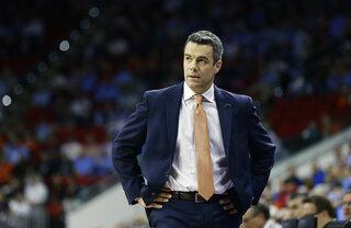 NCAA Butler Virginia Basketball