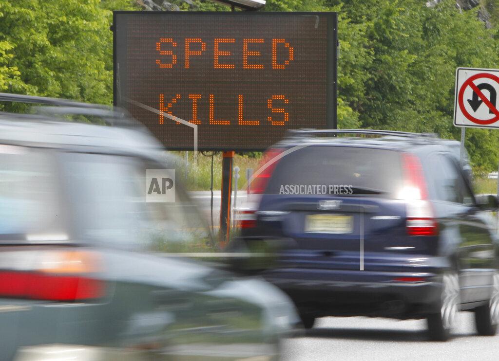Speeding Crackdown