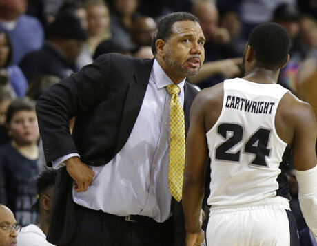 Ed Cooley, Kyron Cartwright