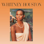 This cover image released by Legacy Recordings shows the self-titled album by Whitney Houston. The 35th anniversary commemorative  2LP 12