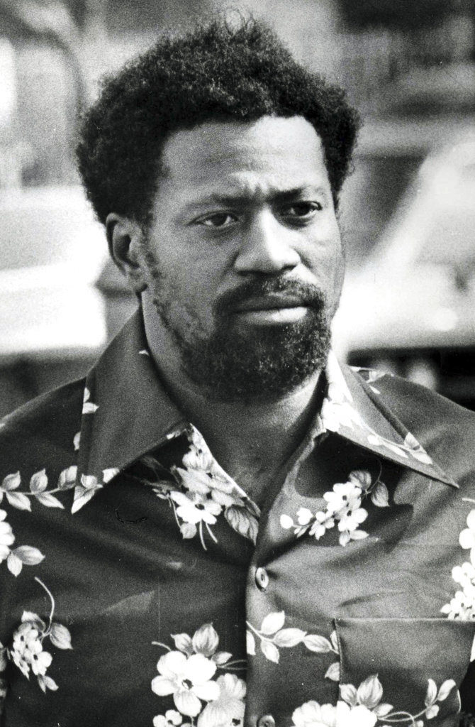 FILE – This Sept. 1979, file photo shows Bobby Joe Maxwell, who was sentenced to life in prison without the possibility of parole in a series of slayings known as the