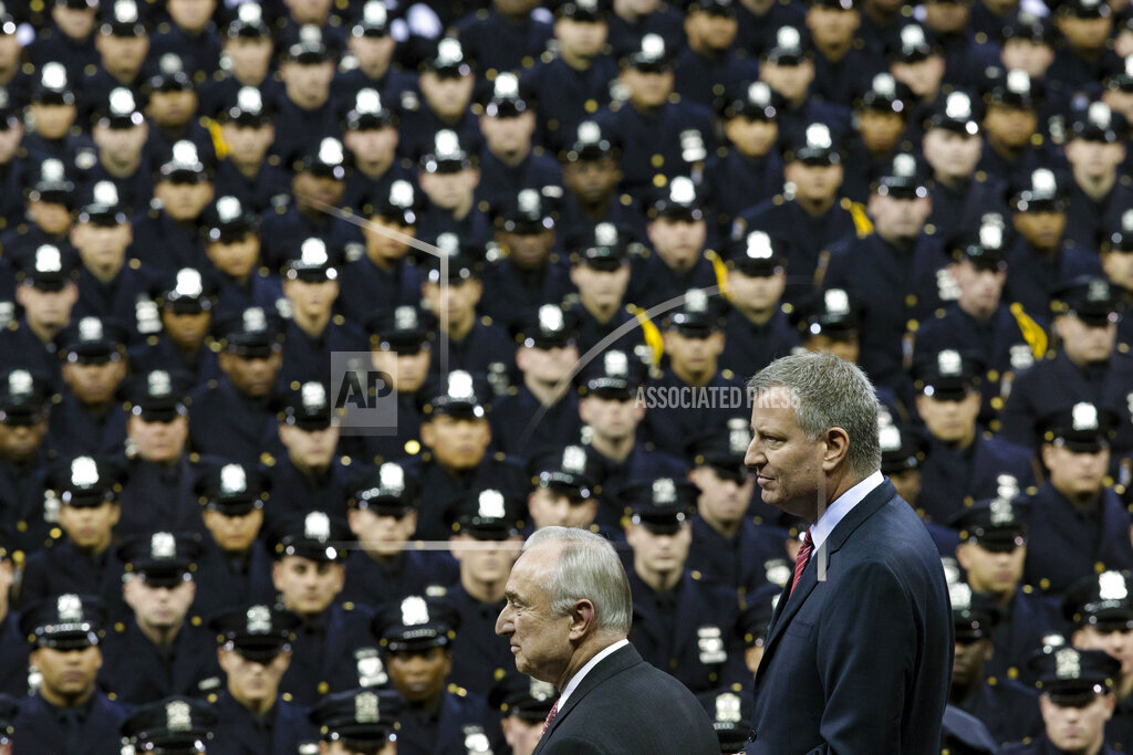 NYC Police Graduation
