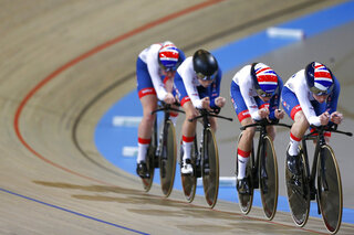 Netherlands Track Cycling World Championships