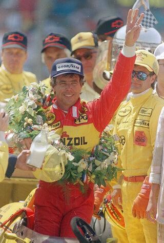 Indy 500 1988 Countdown Race 72 Auto Racing