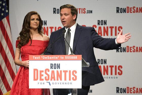 Ron DeSantis, Casey Black DeSantis