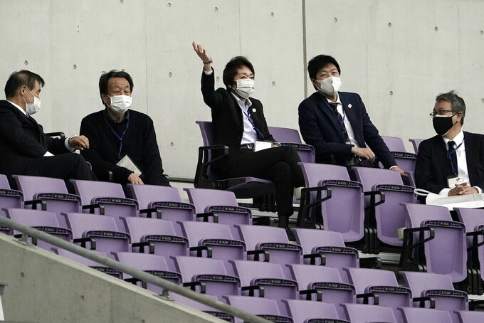 Tokyo under 'emergency orders' with Olympics 3 months away