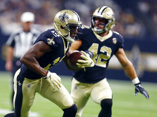 Saints-Predictable Passing Football
