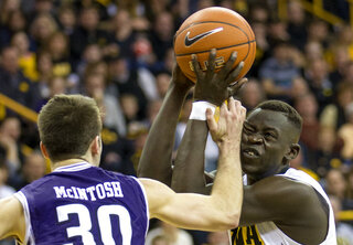 Peter Jok, Bryant McIntosh
