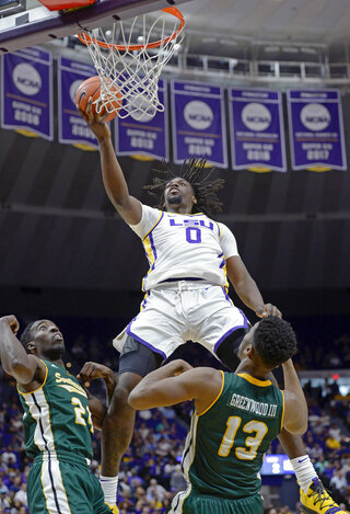 SE Louisiana LSU Basketball