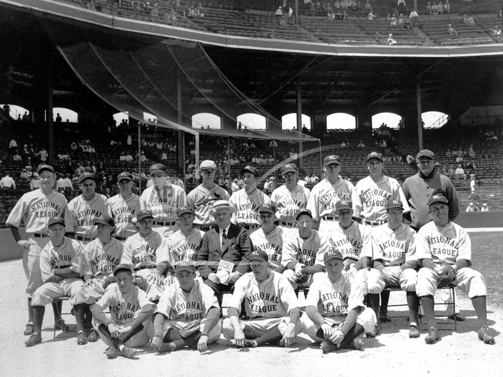 Associated Press Sports Illinois United States Professional baseball (National League) NATIONAL LEAGUE ALL STARS