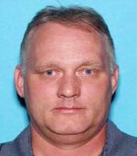 FILE - This undated file photo provided by the Pennsylvania Department of Transportation shows Robert Bowers, the suspect in the deadly shooting on Oct. 27, 2018, at the Tree of Life synagogue in Pittsburgh. A Jewish civil rights group says at least a dozen white supremacists have been arrested on allegations of plotting, threatening or carrying out anti-Semitic attacks in the U.S. since the massacre at the Pittsburgh synagogue in 2018. (Pennsylvania Department of Transportation via AP, File)
