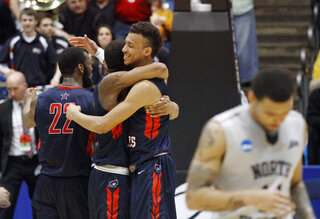 NCAA RMorris NFlorida Basketball