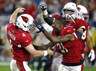 APTOPIX Jaguars Cardinals Football