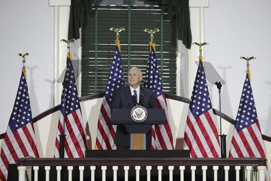 Supreme Court Pence