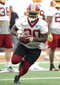 Redskins Running Low Football