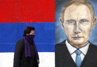 Balkans Russia Surge