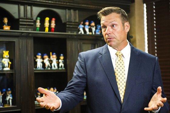 Kansas Primary Governor