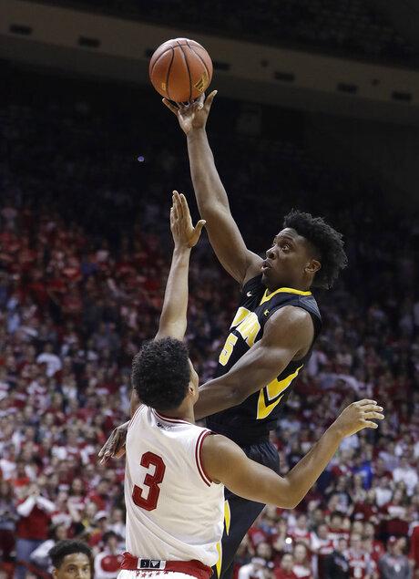 Iowa Big Four Basketball