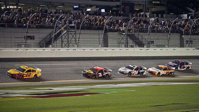 Reddick lands NASCAR's final playoff spot despite crash