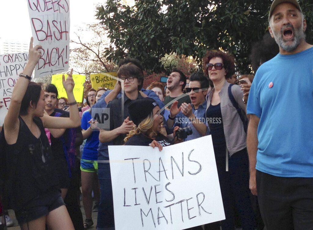 LGBT Rights Changing South