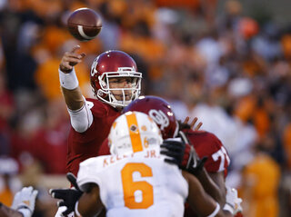 Trevor Knight, Todd Kelly Jr.