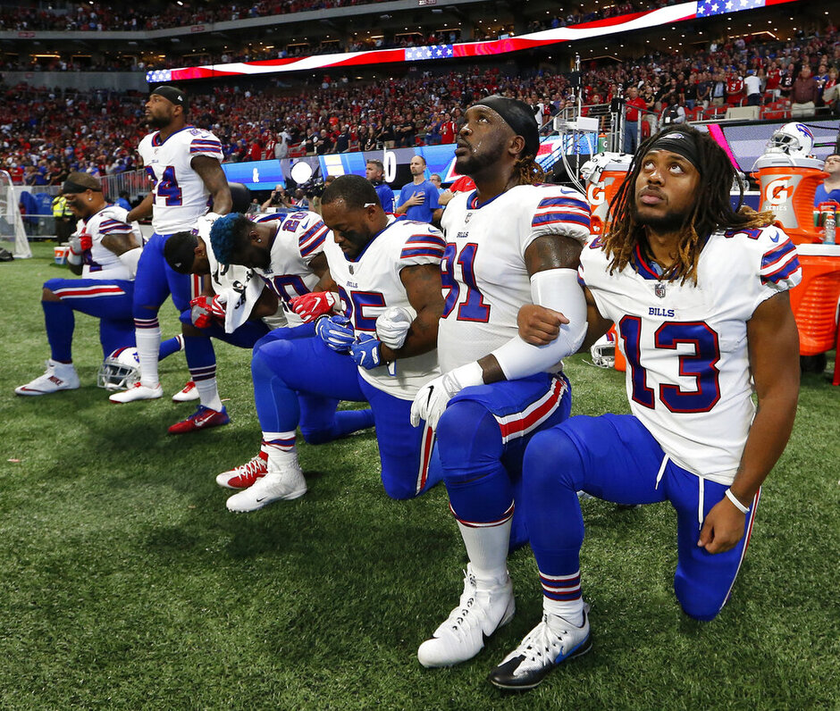 Bills Falcons Football