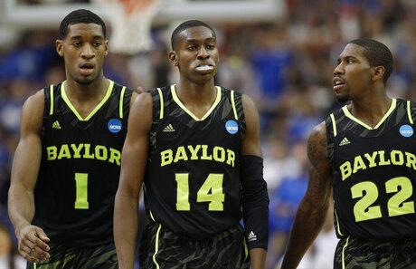 NCAA Kentucky Baylor Basketball