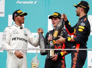 Daniel Ricciardo, Lewis Hamilton, Lewis Hamilton