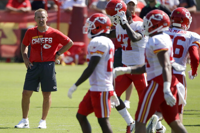 Chiefs eager to see rookies in first preseason game