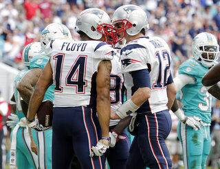 Tom Brady, Michael Floyd