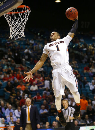 P12 Arizona St Oregon St Basketball