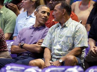 Barack Obama, Bobby Titcomb