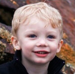 FILE - This undated file photo provided by the Salem, Oregon, Police Department shows 3-year-old William