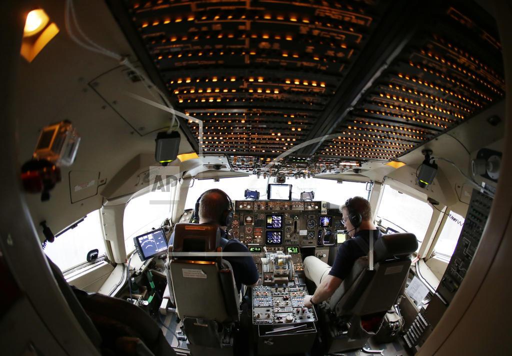 Air Traffic Management Technology