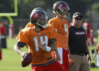 Buccaneers Fitzpatrick Football