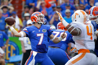 Will Grier, LaTroy Lewis