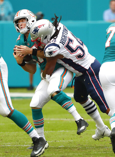 Dont'a Hightower, Ryan Tannehill