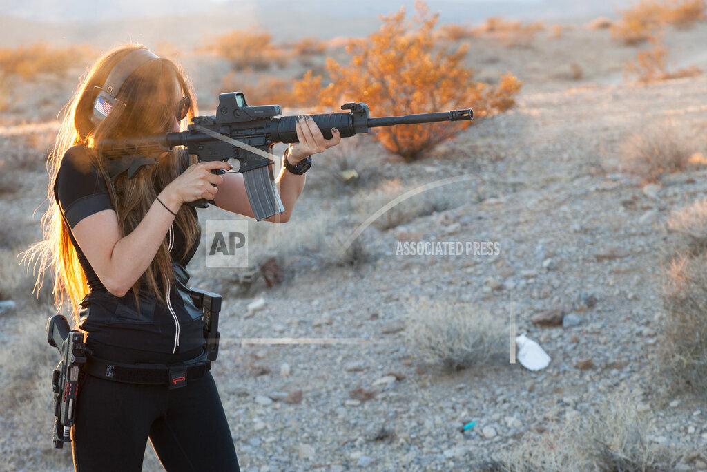 Women Owned Gun Range