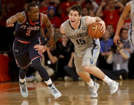 Ryan Arcidiacono, Phil Greene IV