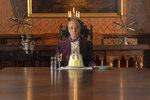 This image released by HBO shows Jeremy Irons in a scene from