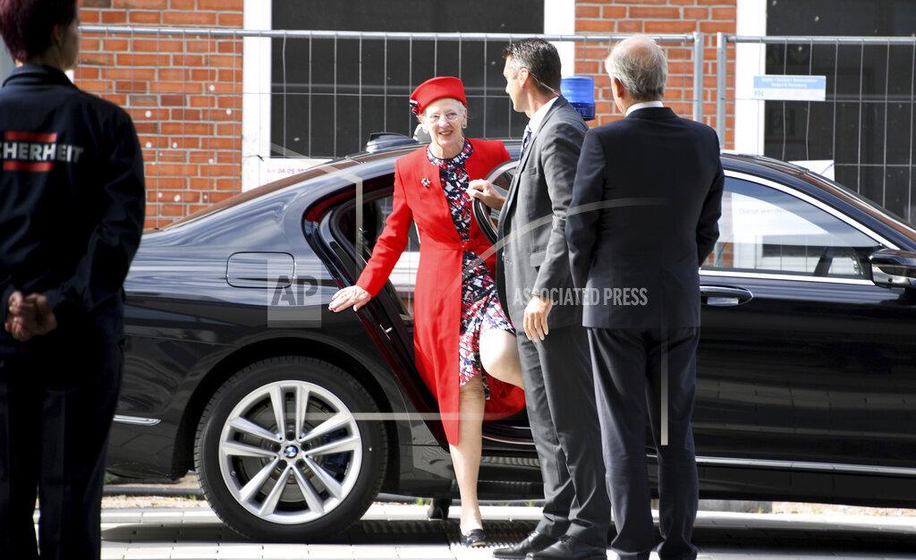 Denmark's Queen Margrethe II in Schleswig-Holstein