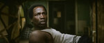 This image released by Netflix shows Ṣọpẹ Dìrísù as Bol Majur in a scene from